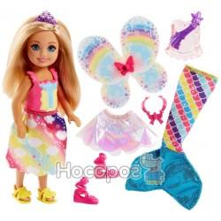 """Набір """"Чарівне перевтілення Челсі"""" Barbie FJC99"""