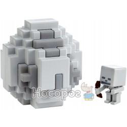 Яйцо призвание с мини-фигуркой моба Minecraft в асс. FMC85