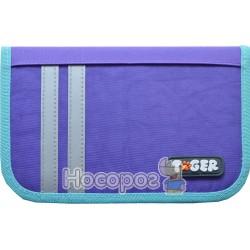 Пенал Tiger NQSC-B04E Nature Quest, Minty Purple(girls)
