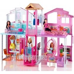 """Городской дом """"Малибу"""" Barbie DLY32"""