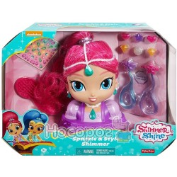 "Кукла-манекен м/ф «Шиммер и Шайн» ""Блестящая прическа Шиммер"" FLV03"