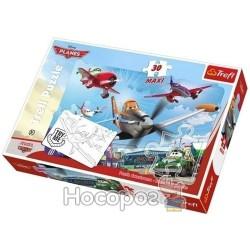"""14406 Пазл """"30 макси конткурные"""" - Приключения Пылюка/Disney Planes"""