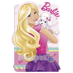 "14408 Пазл ""30 макси конткурные"" - Приключения Барби/Mattel, Barbie"