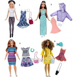 "Набор Mattel Barbie ""Модница с одеждой"", в асс. FJF67"