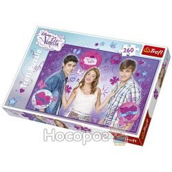 """13168 Пазл """"260"""" - Виолетта/Disney Violetta"""