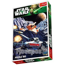 "15253 Пазл ""160"" - Гонка/ Stars Wars"