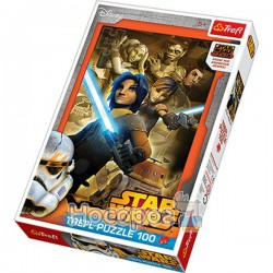 "16252 Пазл ""100"" - Команда Езрі /Lucasfilm Star Wars Rebels"