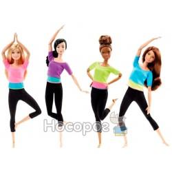 "Кукла Mattel - Barbie ""Двигайся как я"" DHL81"