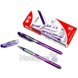 Ручка гелевая M & G TY406-PURPLE