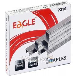 Скобы металлические EAGLE в блоках для степлера 23/10