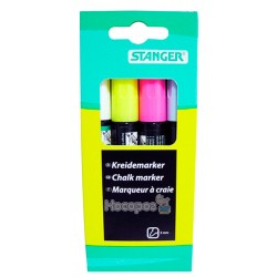 Набор маркеров крейдовых Stanger 62003