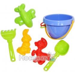 Детский песочный набор «Крошка» Simba 7110550/1036