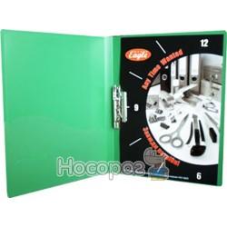 Папка с длинным прижимом, внутренним карманом Eco-Eagle 2201-00