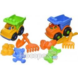 Детский набор игрушек «Строитель» Simba