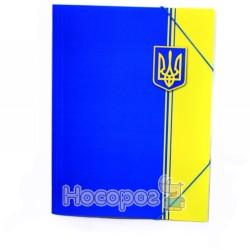 Папка на резинку с принтом УКРАИНА Eco-Eagle 3005P-UKR