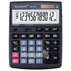Калькулятор DAYMON DM-2512