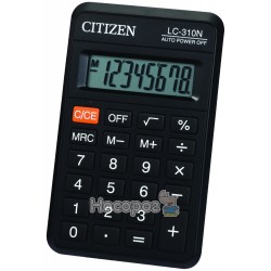 Калькулятор CITIZEN LC-310N