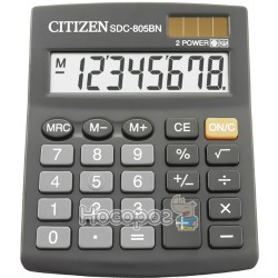 Калькулятор CITIZEN SDC-805BN