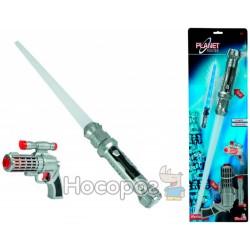 """Лазерный меч Simba """"Космический солдат"""" со звук. и свет. эффектом"""