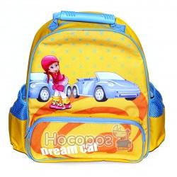 Ранец школьный Tiger серия Dream Car 2710