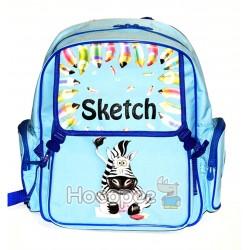 Ранец школьный Tiger серия Sketch 2704
