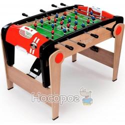 Деревянный полупрофессиональный футбольный стол Smoby Millenium