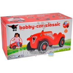 """Машинка BIG для катання малюка """"Bobby-Car-Classic"""" з захисними насадками"""