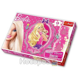 14604 Пазл 15 Магик Декор - Барби/Disney