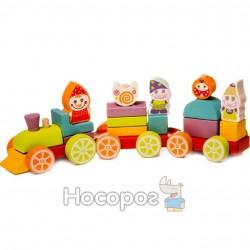 Поезд Сокровища гномов levenya LP-4 12930