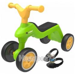 Ролоцикл BIG Rider для катания малыша с защитными насадками