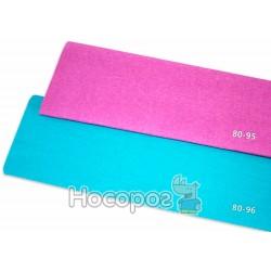 Креп-бумага Fantasy 20% фиолетовый флюрисцентний 80-95/10