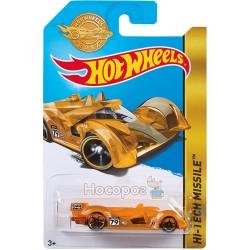 Эксклюзивная золотая машинка Hot Wheels High Tech Missie