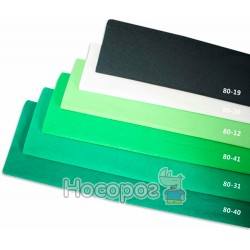 Креп-бумага Fantasy 100% темно-зеленый 80-40/10-100