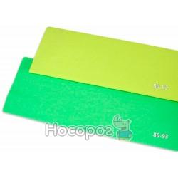 Креп-бумага Fantasy 20% желтый флюрисцентний 80-92/10