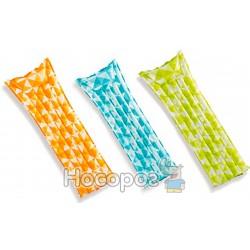 Матрас надувной Intex Мозаика 59712