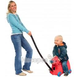 """Каталка для малюка BIG """"Подорож"""" з відділенням для речей"""