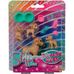 """Игровой набор Simba Штеффи """"Любимые животные"""" с аксес."""