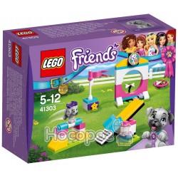 """Конструктор LEGO """"Игровая площадка для щенков"""" 41303"""