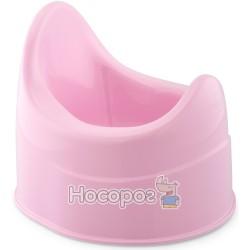 Горшок детский пластмассовый CHICCO розовый 0
