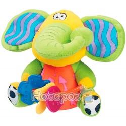 Игрушка с прорезывателем Playgro Слоненок 0111867