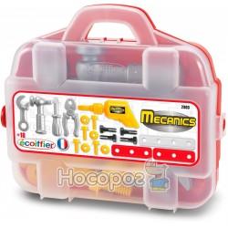 Кейс с инструментами Ecoiffier 2303