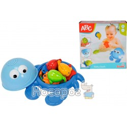 """Игрушка для ванны Simba """"Краб и рыбки"""" с удочкой 4018295"""
