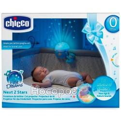 """Игрушка-проектор Chicco """"NEXT2 STARS"""" 07647.20"""