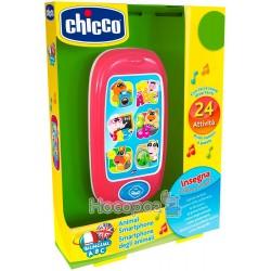 "Игрушка двуязычная Chicco ""ABC Animal Smartphone"" (рус.-англ.)"