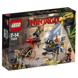 """Конструктор LEGO """"Атака пираний"""" 70629"""
