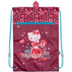 Сумка для обуви с карманом Kite Hello Kitty HK18-601M-2