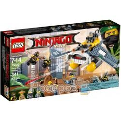 Конструктор LEGO Бомбардировщик «Морской дьявол» 70609