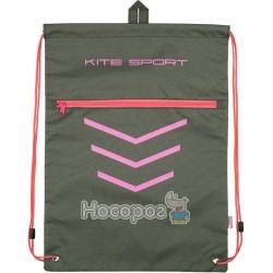 Сумка для обуви с карманом Kite Sport-3 K18-601L-3