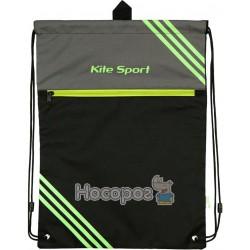 Сумка для обуви с карманом Kite Sport-4 K18-601L-4