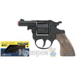 Пистолет Gonher Police 8 пистонов